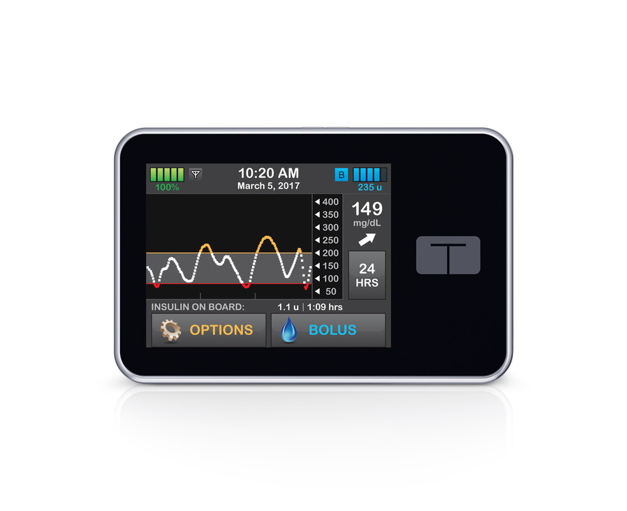 Tandem® t:slim X2® Insulin Pump