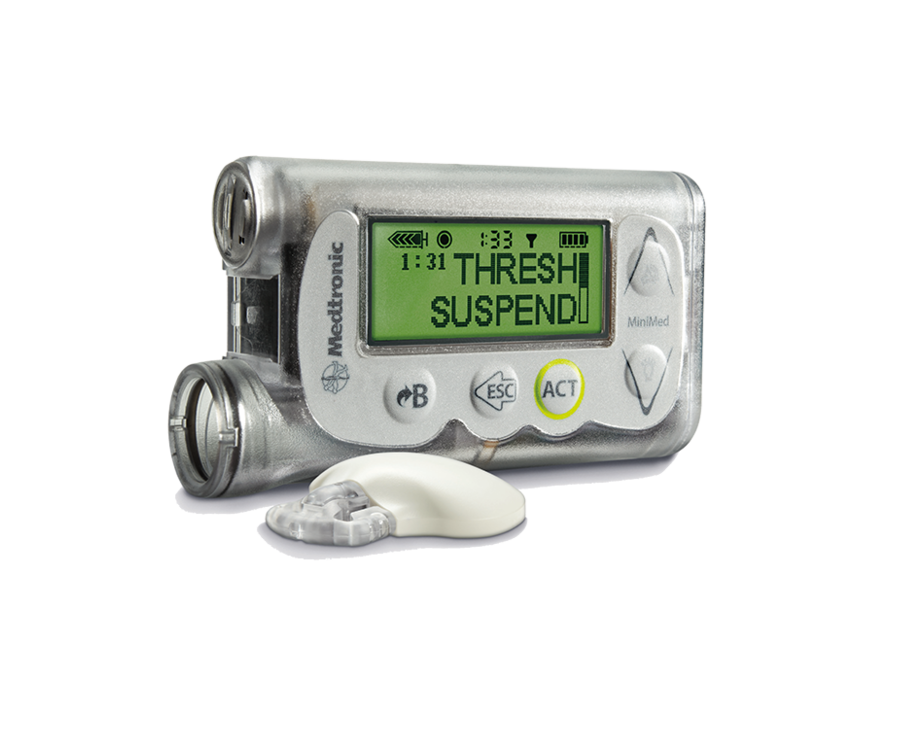 Medtronic MiniMed® 530G with Enlite® 551 | 751