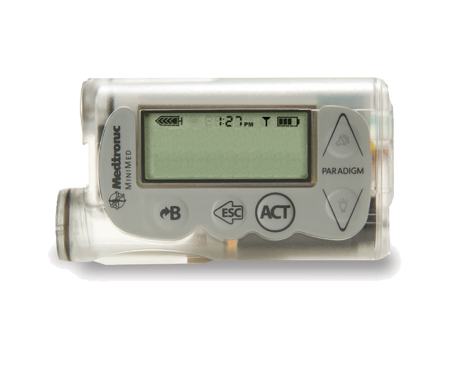 Medtronic MiniMed Paradigm® Revel Insulin Pump 523 | 723