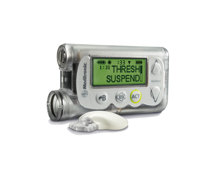 Medtronic MiniMed® 530G Insulin Pump with Enlite® 551 | 751