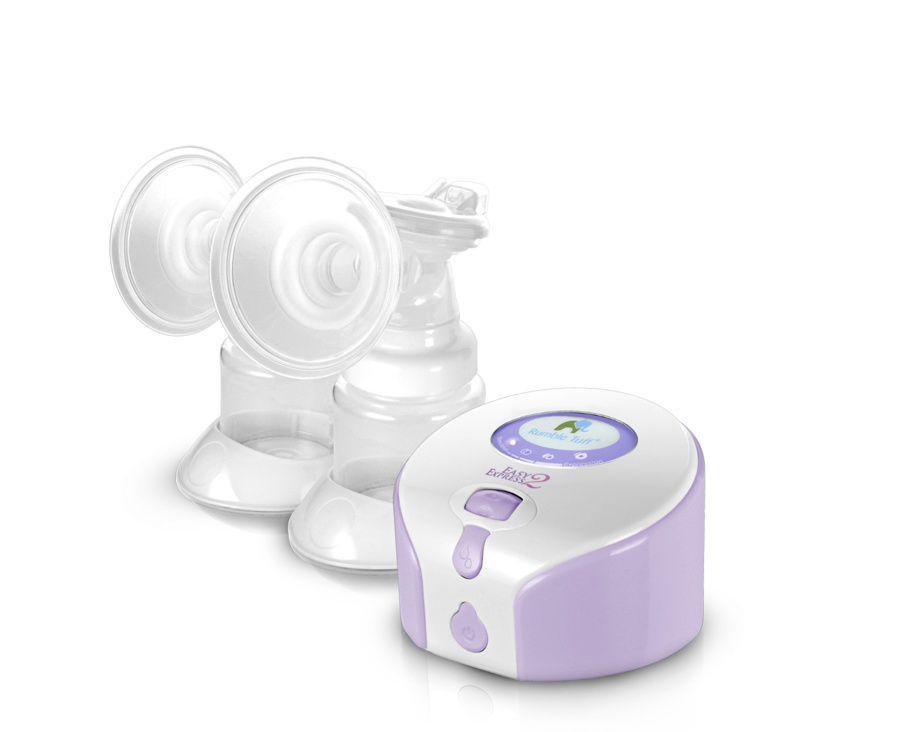 Rumble Tuff® Easy Express 2 Electric Breast Pump Duo