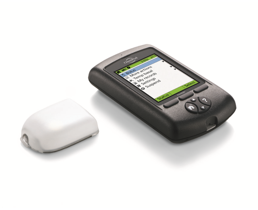 insulin patch pump omnipod